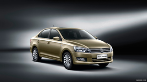2013 Volkswagen Santana for China