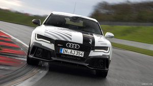 2014 Audi RS7 Piloted Driving Concept