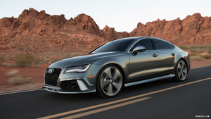 2014 Audi RS7 US-Version