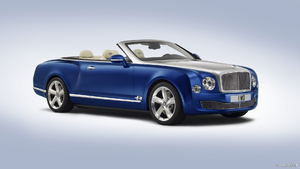 2014 Bentley Grand Convertible Concept