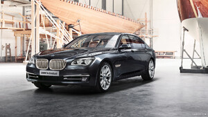 2014 BMW Individual 760Li Sterling inspired by ROBBE & BERKING