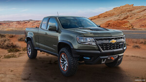2014 Chevrolet Colorado ZR2 Concept
