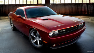 2014 Dodge Challenger 100th Anniversary Edition