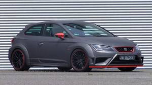 2014 JE DESIGN SEAT Leon Cupra 5F Wide Body