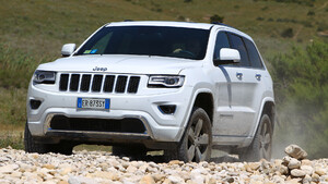 2014 Jeep Grand Cherokee EU-Version