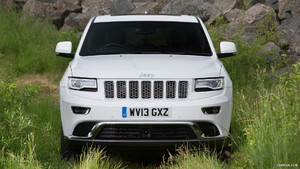 2014 Jeep Grand Cherokee UK-Version