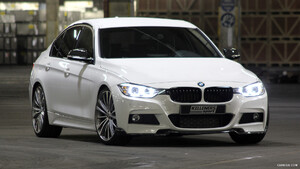 2014 Kelleners Sport BMW 3-Series M Sport Package
