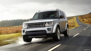 2014 Land Rover Discovery XXV Special Edition