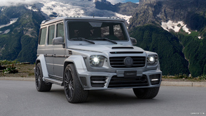 2014 Mansory Gronos based on Mercedes-Benz G-Class AMG