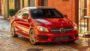 2014 Mercedes-Benz CLA-Class (US-Version)