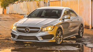 2014 Mercedes-Benz CLA 45 AMG (US Version)