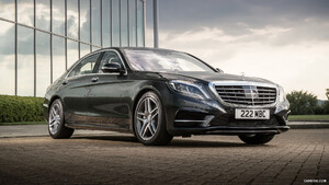2014 Mercedes-Benz S-Class (UK-Version)