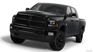 2014 Ram Heavy Duty Black Express