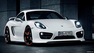 2014 TECHART Porsche Cayman S