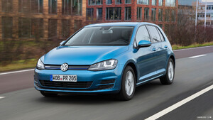 2014 Volkswagen Golf TGI BlueMotion