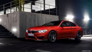 2015 AC Schnitzer ACS4 Sport based on BMW M4 Coupe