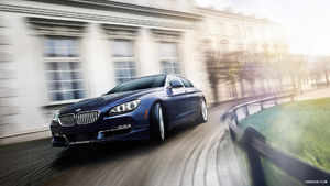 2015 ALPINA B6 Gran Coupe