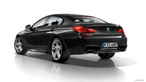2015 BMW 6-Series Gran Coupe Bang & Olufsen Edition