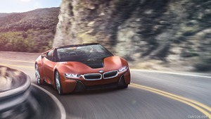 2015 BMW i Vision Future Interaction Concept