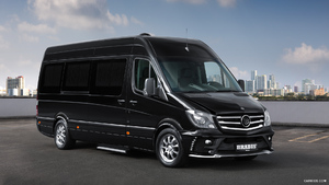2015 BRABUS Business Lounge based on Mercedes-Benz Sprinter