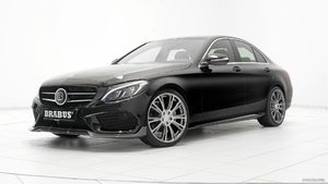 2015 BRABUS Mercedes-Benz C-Class AMG Line