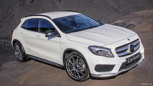 2015 Carlsson CGA 25 based on Mercedes-Benz GLA-Class