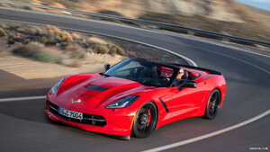2015 Chevrolet Corvette Stingray Convertible (EU-Spec)