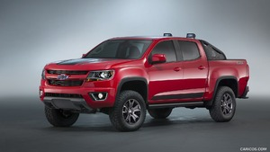 2015 Chevrolet Colorado Z71 Trail Boss 3.0 Concept