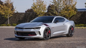 2015 Chevrolet Red Line Series Concepts