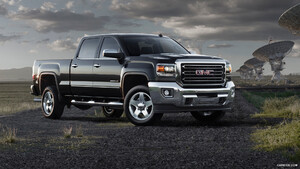 2015 GMC Sierra HD