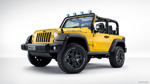 2015 Jeep Wrangler Rocks Star Concept