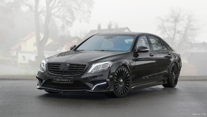 2015 Mansory Mercedes-Benz S63 AMG