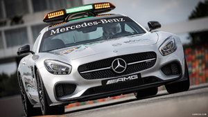 2015 Mercedes-AMG GT S DTM Safety Car