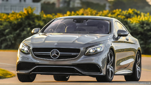 2015 Mercedes-Benz S63 AMG Coupe (US-Spec)