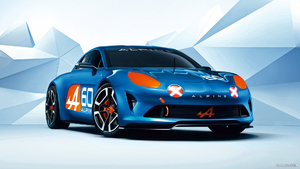 2015 Renault Alpine Celebration Concept
