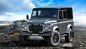 2015 STARTECH Sixty8 based on Land Rover Defender