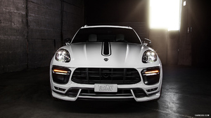 2015 TECHART Porsche Macan Turbo