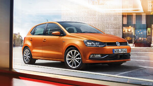 2015 Volkswagen Polo Original Special Edition