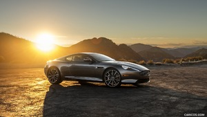 2016 Aston Martin DB9 GT (US-Spec)