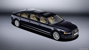 2016 Audi A8 L Extended