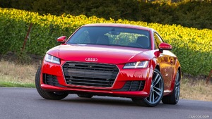 2016 Audi TT Coupe (US-Spec)