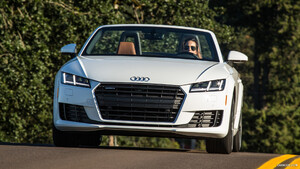 2016 Audi TT Roadster (US-Spec)