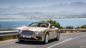 2016 Bentley Continental GT Convertible