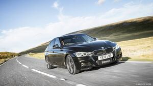 2016 BMW 3-Series LCI Saloon and Touring (UK-Spec)