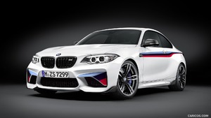 2016 BMW M2 Coupé with BMW M Performance Parts
