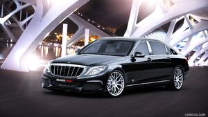 2016 BRABUS 900 Mercedes-Maybach S600