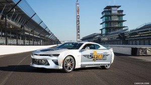 2016 Chevrolet Camaro SS Indy 500 Pace Car (2017 50th Anniversary Special Edition)