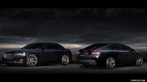 2016 Chrysler 200S and 300S Alloy Editions