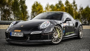 2016 Edo Competition Blackburn based on Porsche 911 Turbo S