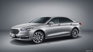 2016 Ford Taurus (China-Spec)